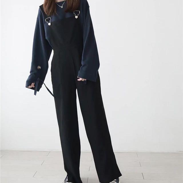 suspendent pants