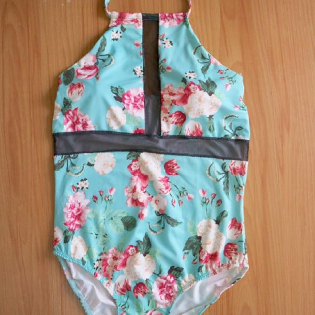 Swimsuit Floral