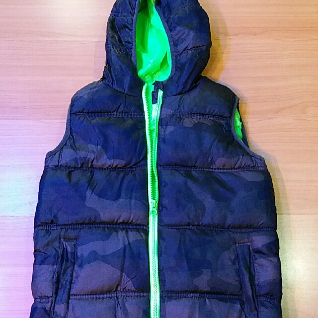 Age 8-9 Terranova Kids bubble jacket