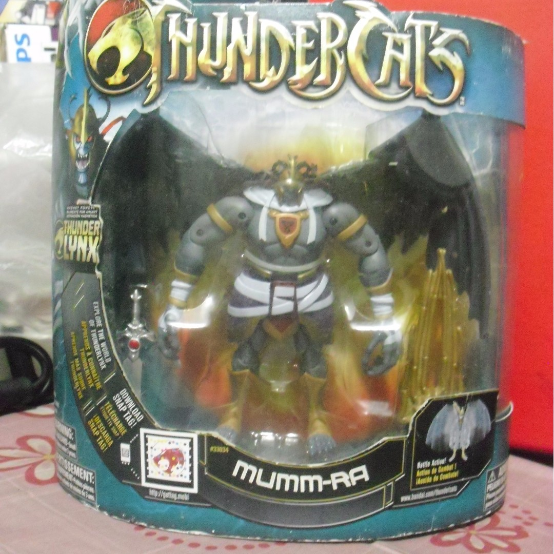 "Thundercats ""MUMM-RA"" by bandai (Today for 400)"