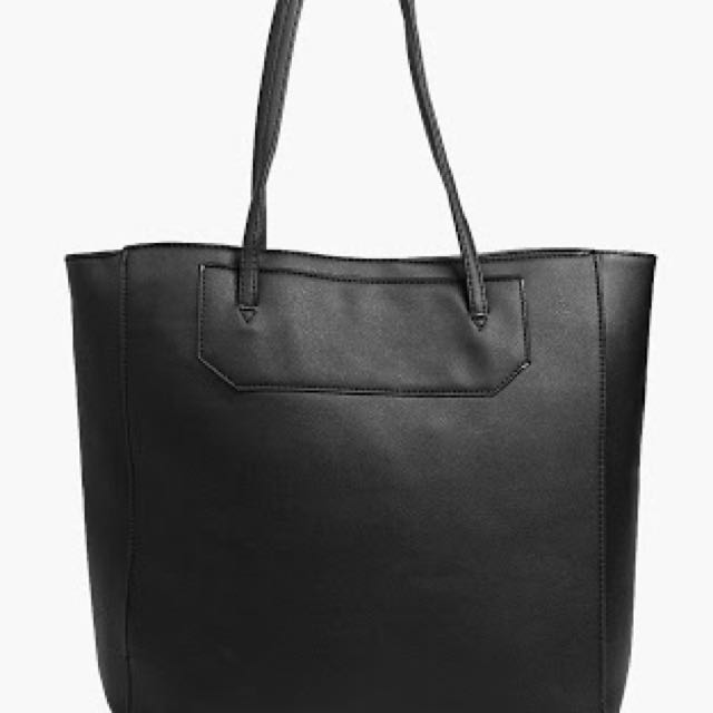 Tia Structured Shopper Day Bag