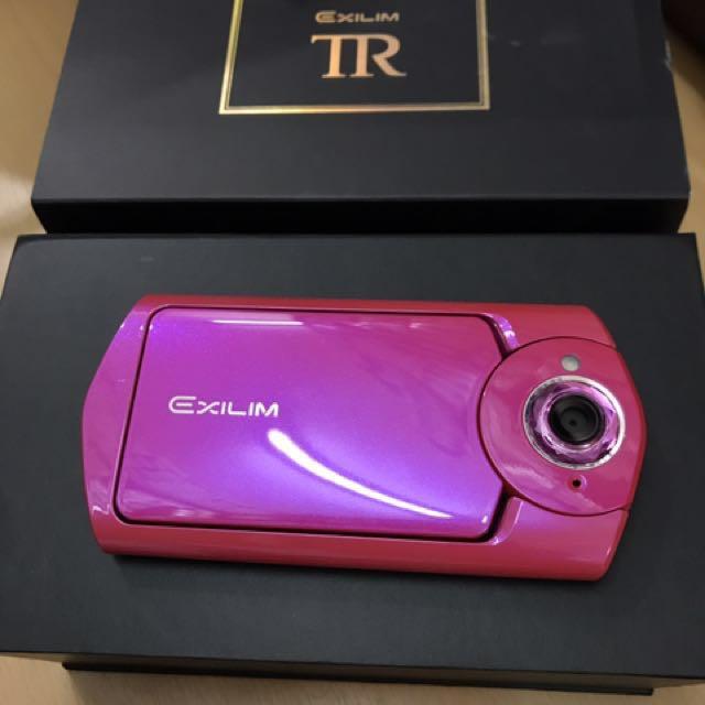 TR 60限量桃紅色