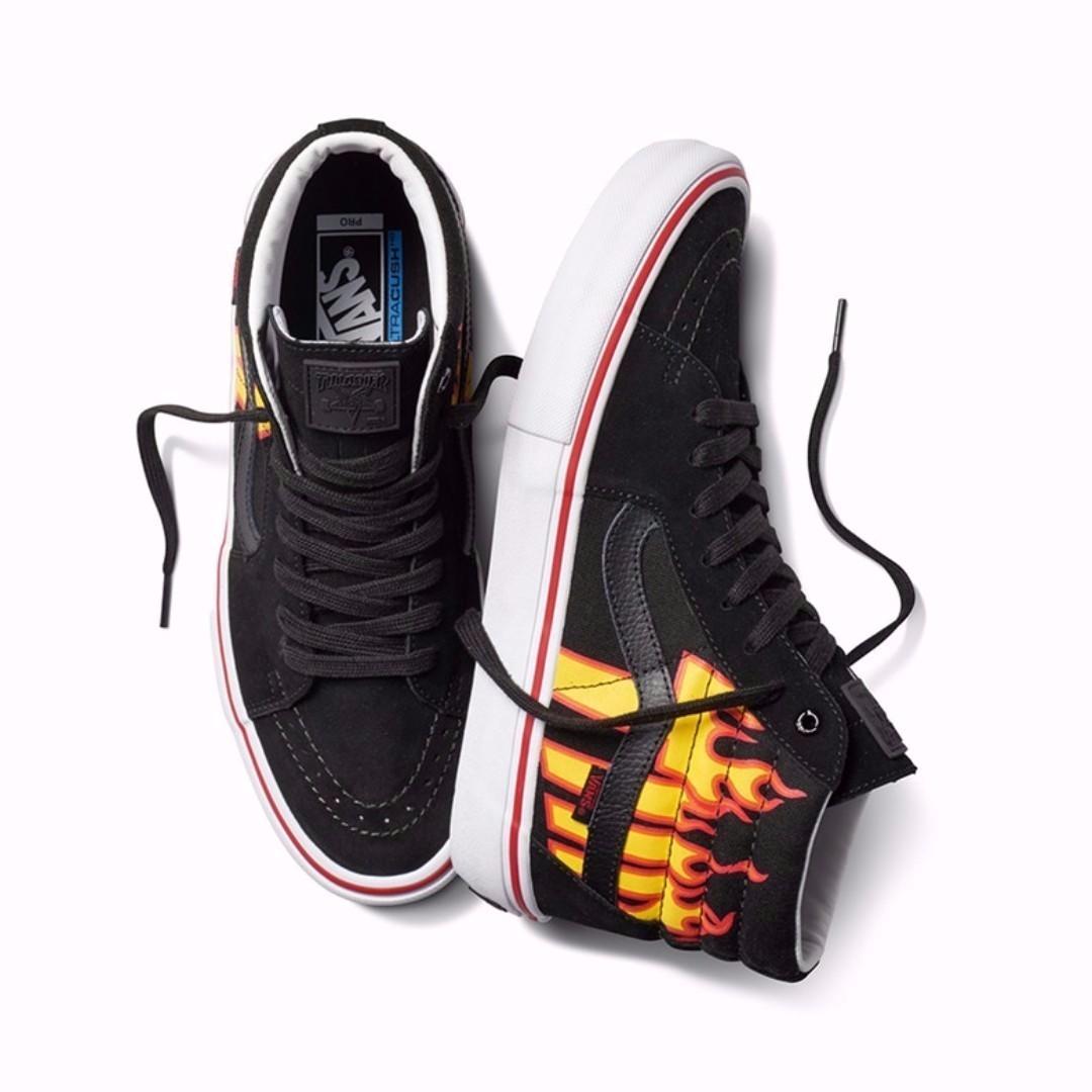 32dac71028 VANS X THRASHER Sk8-hi Pro Shoes