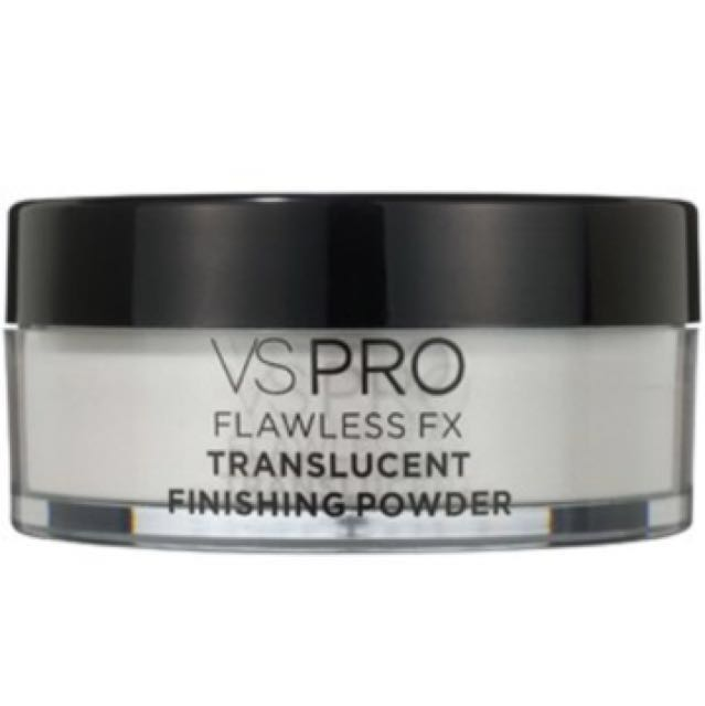 VS Pro Translucent Finishing Powder