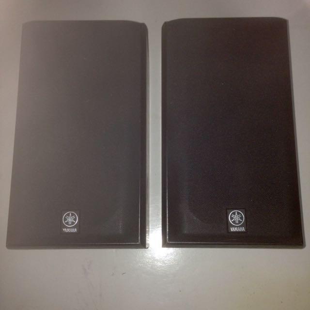 YAMAHA NS-E56 Shelf/Wall Speakers (1x Pair) - Surround Sound