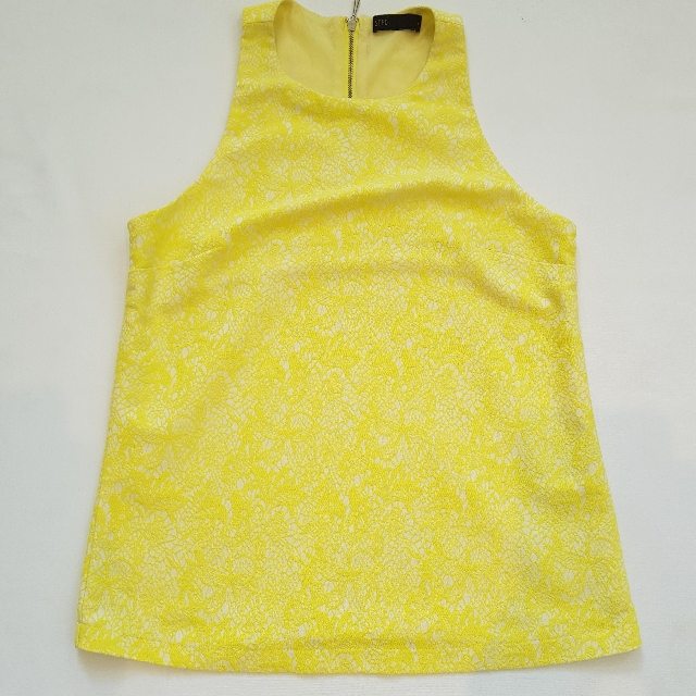 yellow seed top size 4