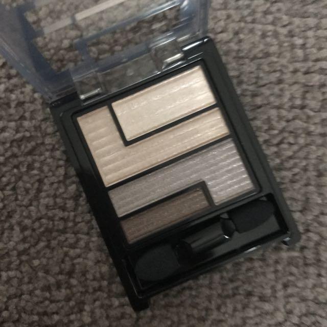 ZA Eyeshadow Brown and Grey
