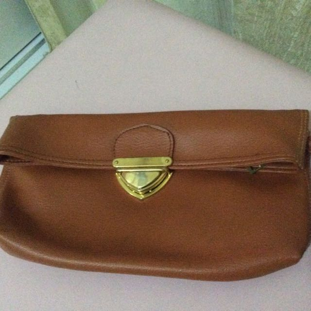 Zalora Clutch Bag