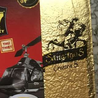 越南咖啡粉(金色包裝)vietnamese coffee