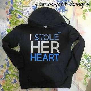 Customized Couple hoodies