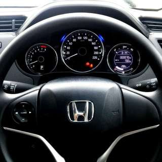 HONDA CITY CAR RENTAL»»» kereta sewa«««