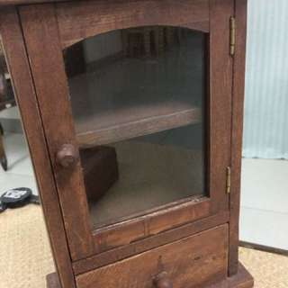 Mini Cabinet with Drawer