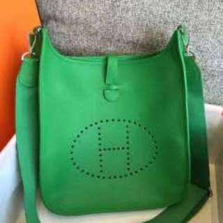 SALE‼️Hermes H Evelyn Crossbody Bag