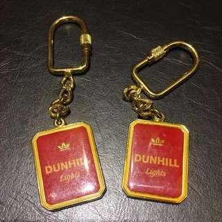 DUNHILL鑰匙圈 早期鑰匙圈 鑰匙圈