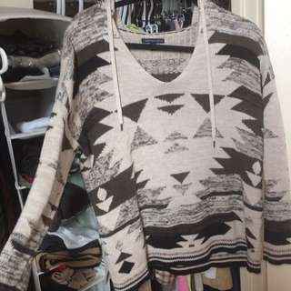 American Eagle Light Knit Sweater