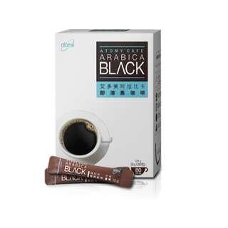 阿拉比卡即溶黑咖啡