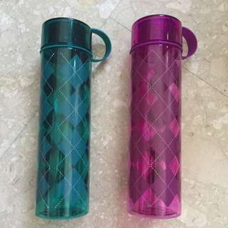 Coloured Water Bottle