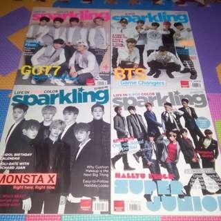 SPARKLING Magazines