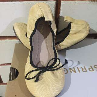 Follies foldable shoes