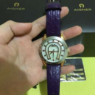 Aigner Leece Watch