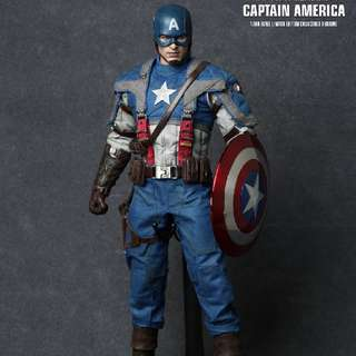 Hot Toys C.america Swap Any Hot Toys..Offer Pm