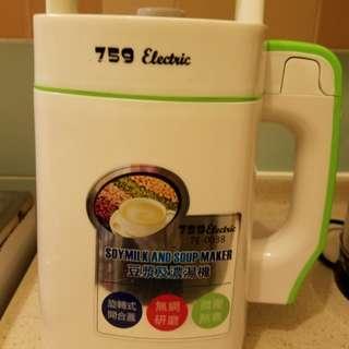 豆漿濃湯甜品機