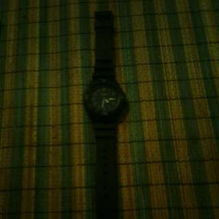 Casio watch ( slight nego)