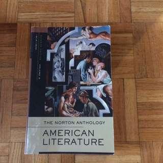 Volume D American Literature 1914-1945