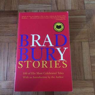 Bradbury Stories-100 of his most celebrated tales