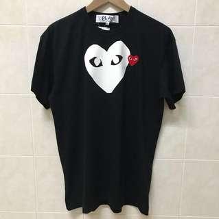 8e347f132 (BRAND NEW) PLAY COMME des GARCONS men t-shirt (Authentic)