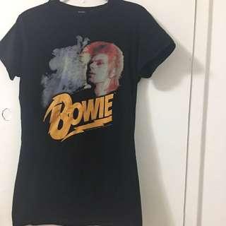 Bowie tshirt