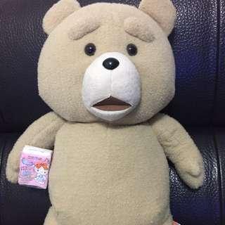 賤熊2 ted2景品XL公仔(日本公仔機)