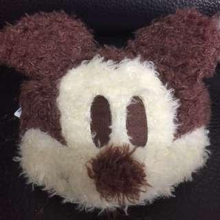 迪士尼米奇(Mickey Mouse)公仔頭手機座景品