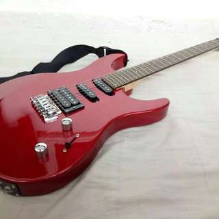 FOR SALE!! --> Washburn RX10 Electric Guitar (Cherry Red) Condition: 10/10 perfect condition (barely used) RFS: Need Cash (no swap/trade)