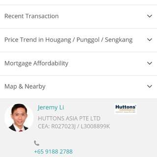 Beware of Huttons Property Agent