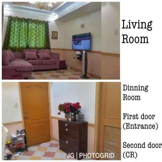 55sqm Condo at Eastwood for rent