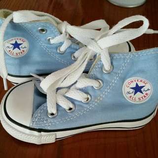 Toddler Converse shoes (size 5) Brand New