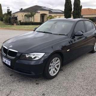 BMW 320i LOW KMS IMMACULATE