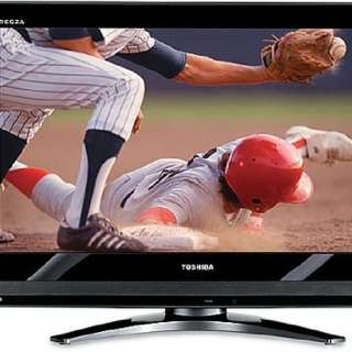 Toshiba REGZA 32-Inch LCD HDTV with DVD Player