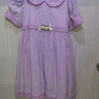 Lovely Lace Children Girl Dress