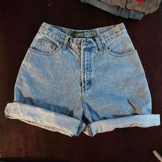 Esprit jean shorts (28 waist)