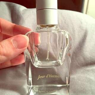 Free Gift - Empty Jour D Hermes Perfume Bottle