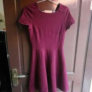 A-line  dress - Zara