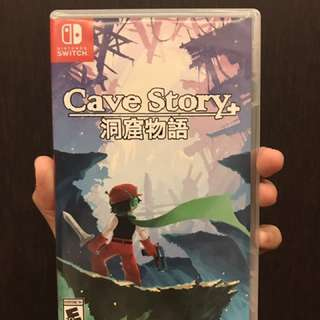 Cave Story for Nintendo Switch
