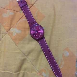 Jam tangan swatch swiss no ori