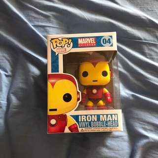 POP! Marvel - Iron Man Figurine
