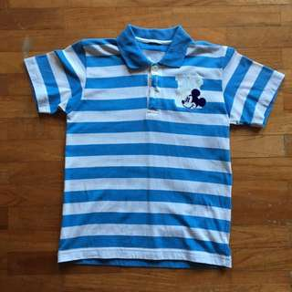 Mickey Mouse Polo T shirt