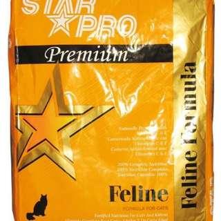 Star Pro Premium Feline Formula 18kg