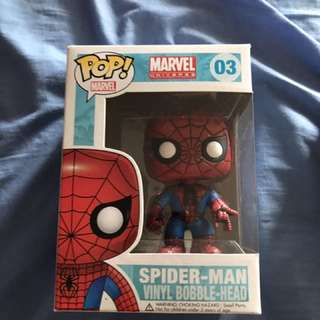 POP! Marvel - Spider-Man figurine