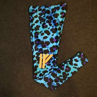 BNWT Iron Fist Watercat Leggings